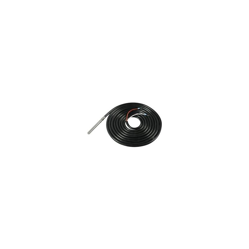 Датчик температуры воды  Длина соединительного кабеля L-400мм STX120-400