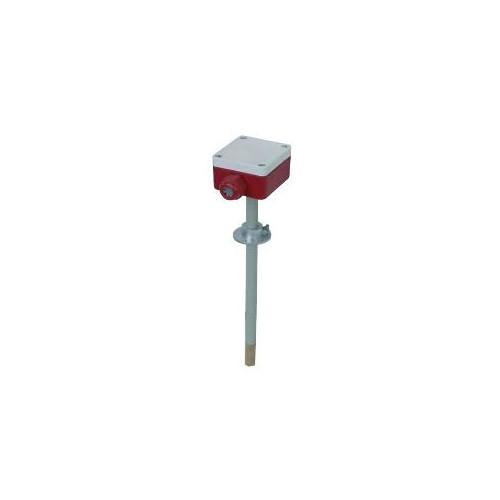 Датчик влажности канальный  с встроенным датчиком температуры SHD100-T