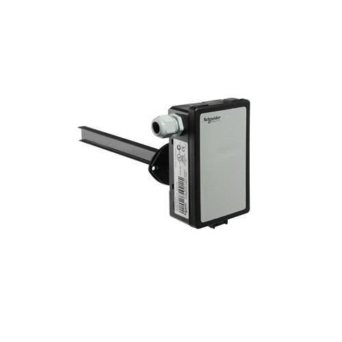 Датчик CO2 и температуры канальный  с встроенным дисплеем SCD110-D