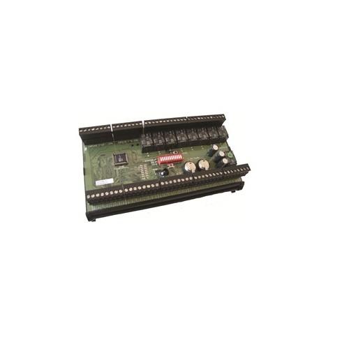 SCU Модуль упр. на 4 двери в корп. (12вх/8/4 счит)