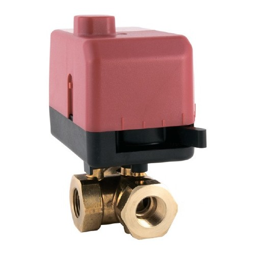 Клапан трехходовой регулирующий DN-15 Kvs-1.6 VB310R-15BS 1.6T 00