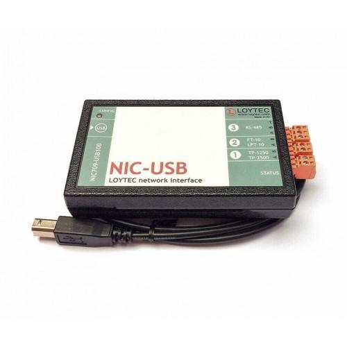 LonWorks сет.плата NIC-USB,FT-10,TP-1250