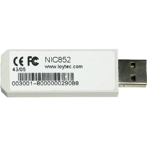 Lon IP-852 порт, ключ для ПО