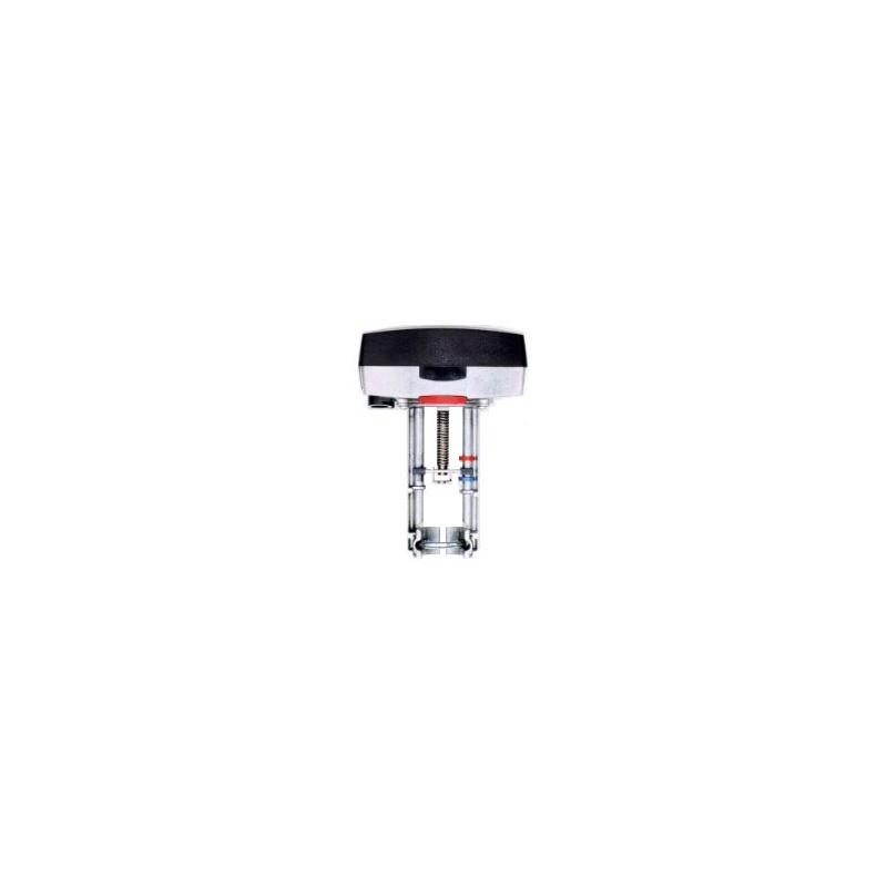 Электромеханический привод клапана  с доп. переключателями конечных позиций TAC Forta M1500 S2