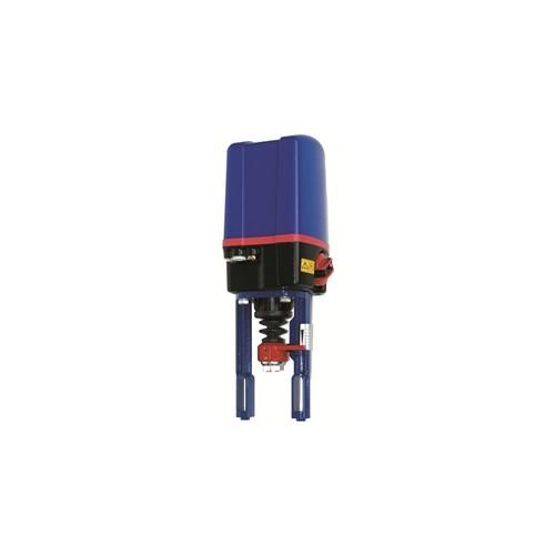 Электромеханический привод клапана  Усилие 2200Н Питание 24В АС С доп. переключателями конечных позиций M22B-24V-S2