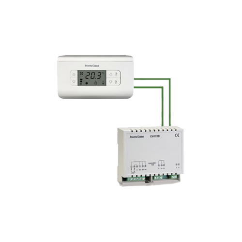 Термостат для фанкойлов цифровой