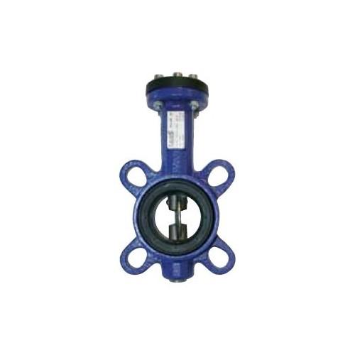Клапан дисковый поворотный VF208W-100NS