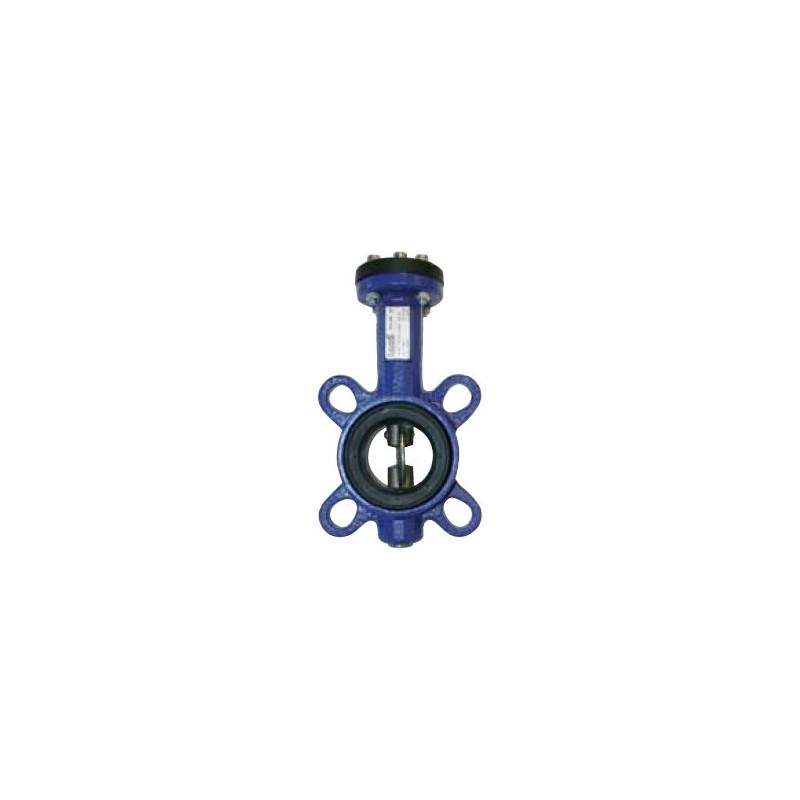 Клапан дисковый поворотный VF208W-25NS