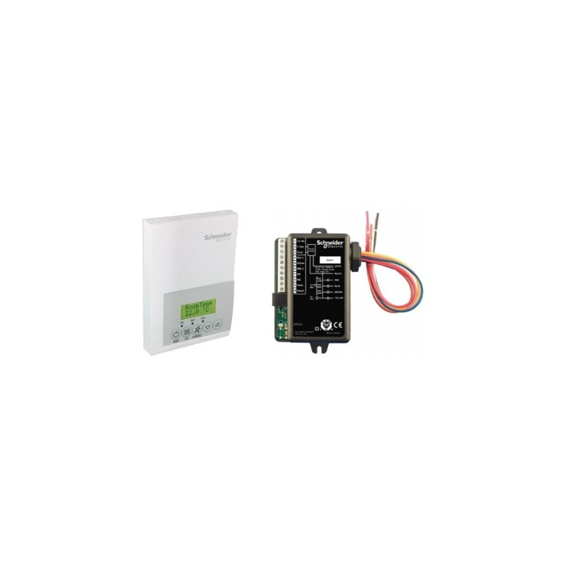 Контроллер для фанкойла SER7300A5045