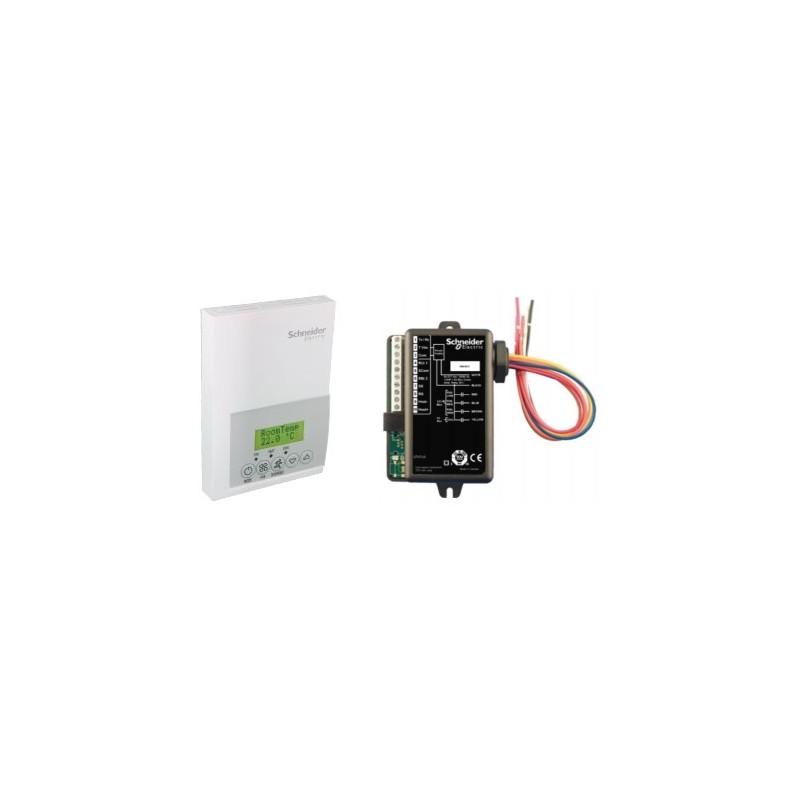 Контроллер для фанкойла SER7300A5045E