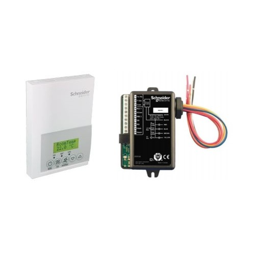 Контроллер для фанкойла SER7300A5545E