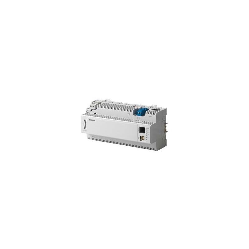 Станция автоматизации более 200 точек данных с коммуникацией BACnet через Ethernet/IP PXC200-E.D