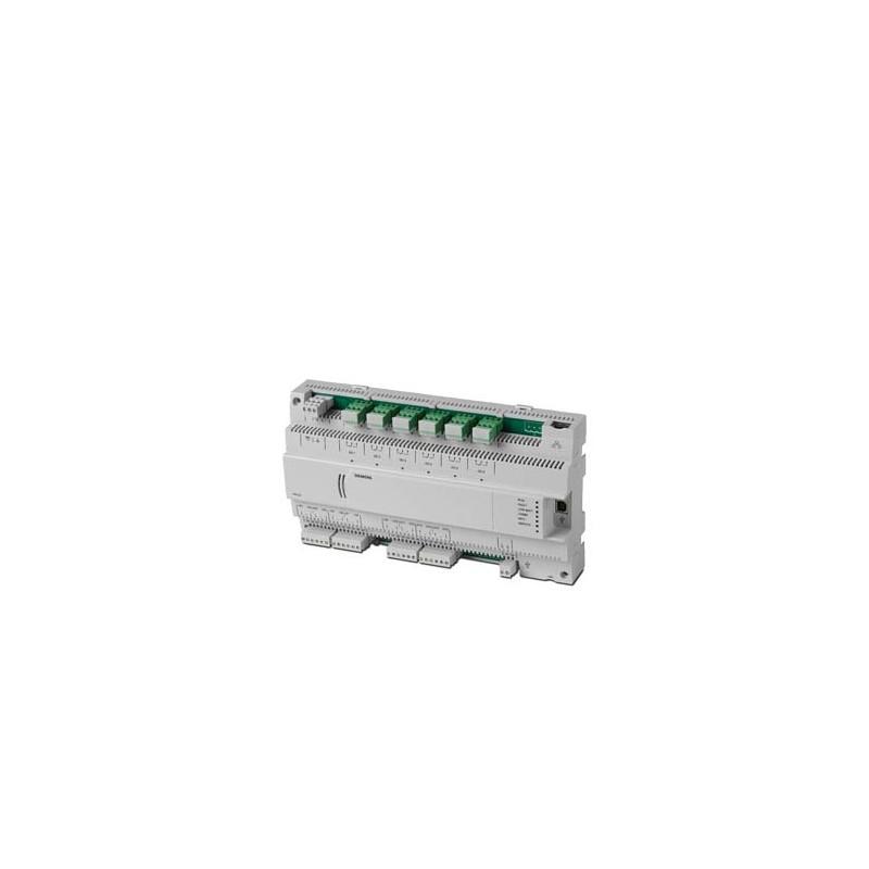 Станция автоматизации с 12 точками данных, BACnet чрез Ethernet/IP PXC12-E.D