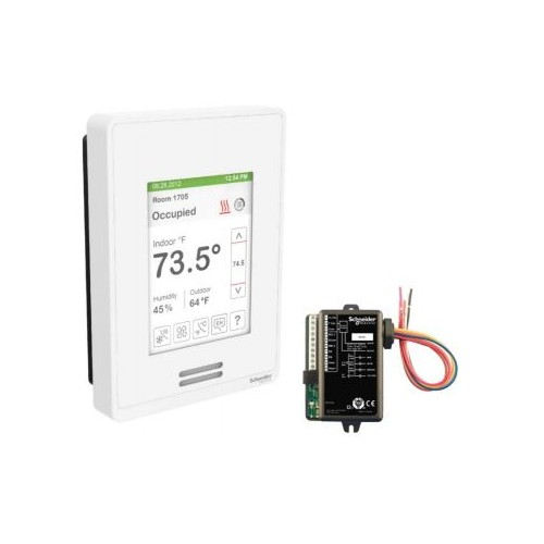 Контроллер для фанкойла или оконечного оборудования SER8350A0B17
