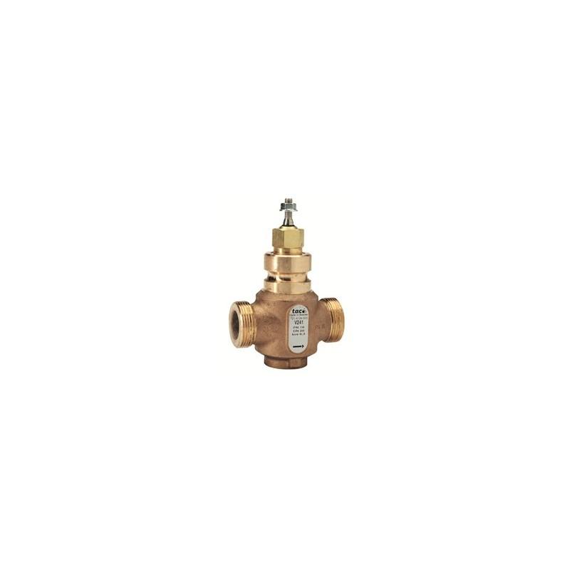 Клапан 2-ходовой резьбовой PN16 DN-15 Kvs-0,4 V241-15-0,4