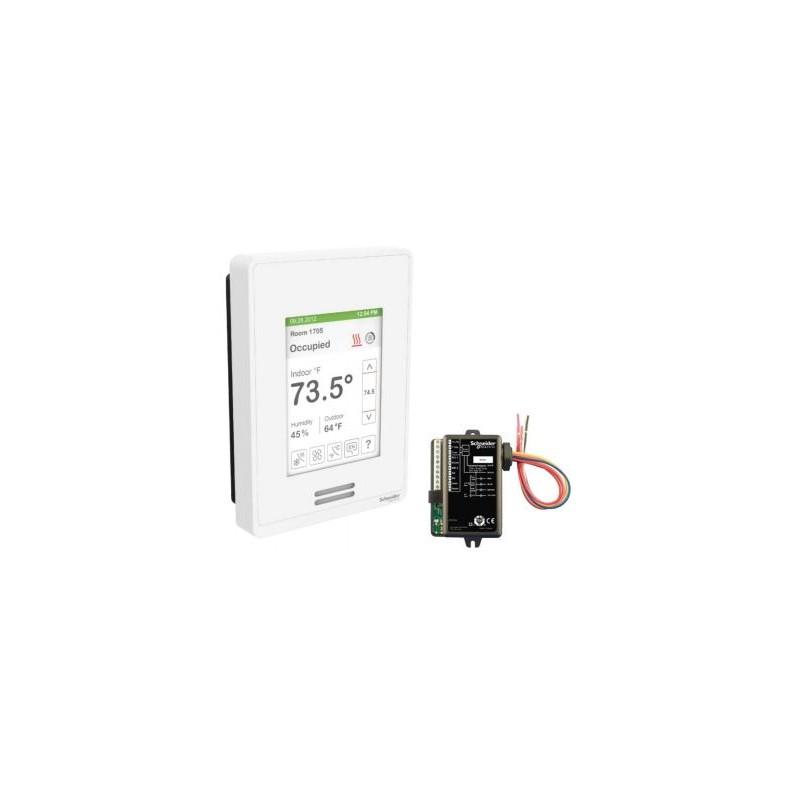 Контроллер для фанкойла или оконечного оборудования SER8300A5P08