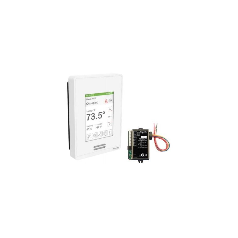Контроллер для фанкойла или оконечного оборудования SER8350A5P04