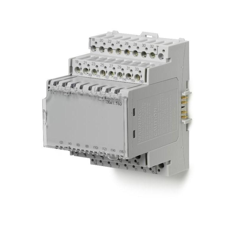 Модуль измерениясопротивлений PT100 TXM1.8P