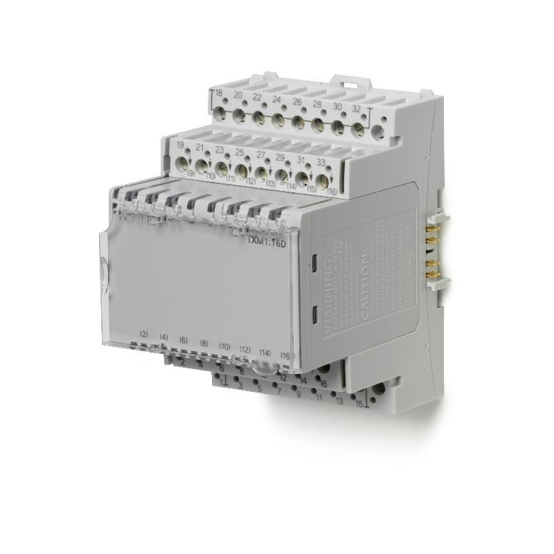 Релейный модуль с бистабильными выходами TXM1.6RL