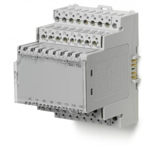Универсальный модульввода/вывода на 8 точек с локальным управлением и дисплеем TXM1.8U-ML
