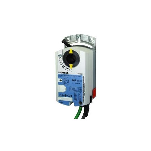 GDB181.1E/KN Компактный VAV-контроллер с KNX S55499-D134