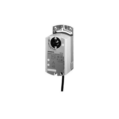 Привод воздушной заслонки, поворотный, 5 Nm, DС 0…10V, настраиваемый, AC 24V GDB164.1E