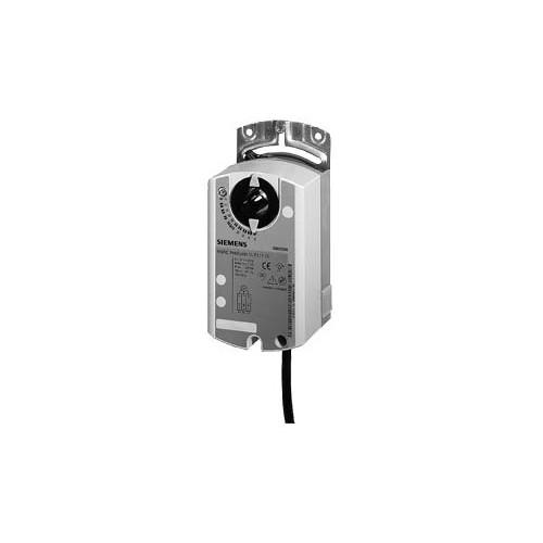 Привод воздушной заслонки, поворотный, 10 Nm, 3-поз., AC 24V GLB131.1E