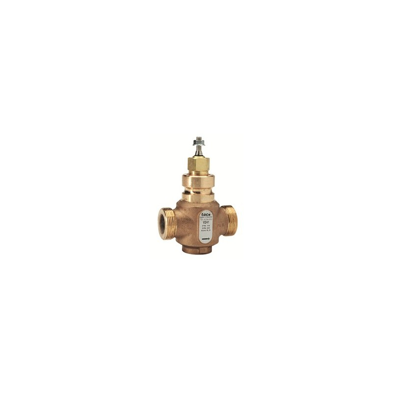 Клапан 2-ходовой резьбовой PN16 DN-15 Kvs-0,63 V241-15-0,63