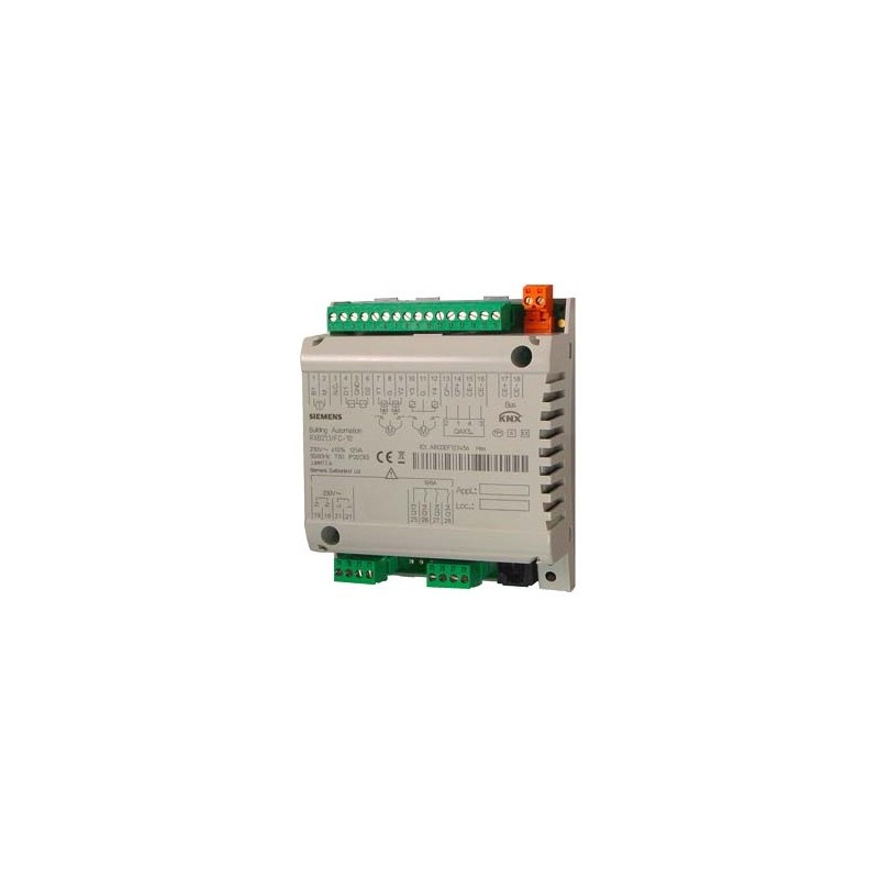 RXB21.1/FC-11 KNX Fan-Coil Controller RXB21.1/FC-11