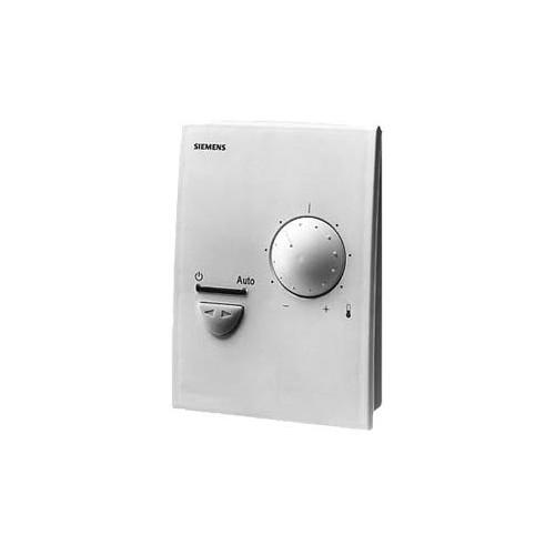 RXC10.5/00010 Комнатный контроллер для радиаторов, охлаждающих потолков и VAVс коммуникацией LONWORKSRXC10.5/00010