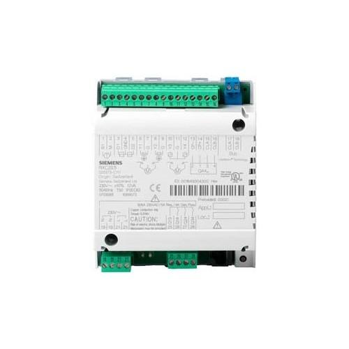 RXC21.5/00021 Комнатный контроллер для отдельных помещений с коммуникацией LONWORKS, AC 230 V ±10% RXC21.5/00021