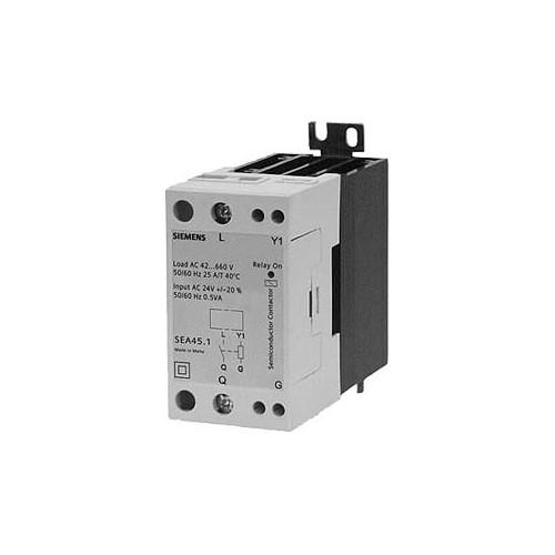Токовый клапан, AC 24 V ±20% SEA45.1
