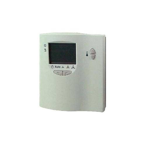 Комнатный модульс задающим устройством, переключателем режимов и скоростей вентилятора с дисплеем QAX34.3