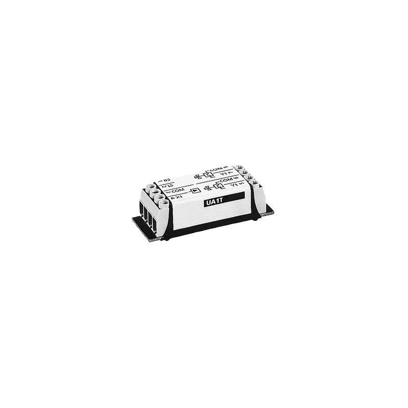 Усилитель мощностидля термоприводов АС 24 V,широтно-импульсная модуляция HVPUA1TLF