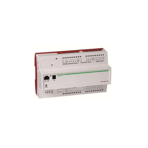 Программируемый логический контроллер Сетевая версия. Электронная часть. TAC Xenta 301/N/P V3