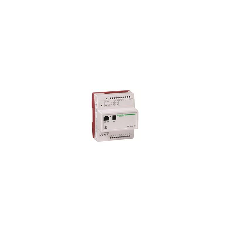 Программируемый логический контроллер Электронная часть TAC Xenta 401 V3