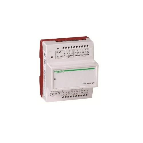 Модуль расширения с аналоговыми входами Электронная часть TAC Xenta 471