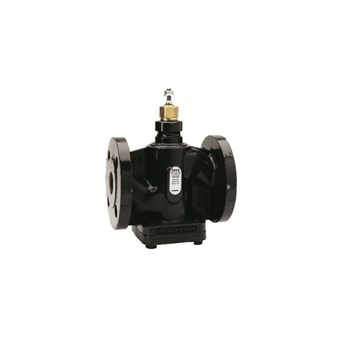 Клапан 2-ходовой фланцевый PN25 DN-40 Kvs-25 V232-40-25