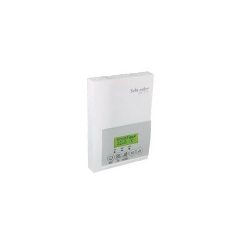 Зональный контроллер.Датчик влажности: встроенный датчик влажности. аналоговое 0-10 В. Связь: локальная версия SE7300