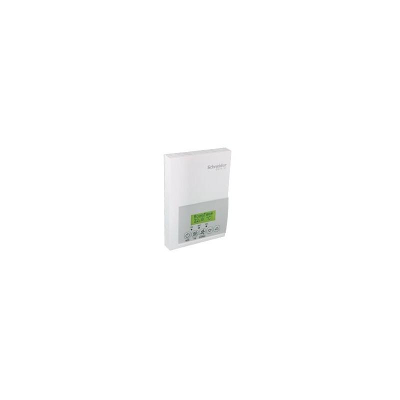 Зональный контроллер.Датчик влажности: встроенный датчик влажности. аналоговое 0-10 В. Связь: BACnet SE7300