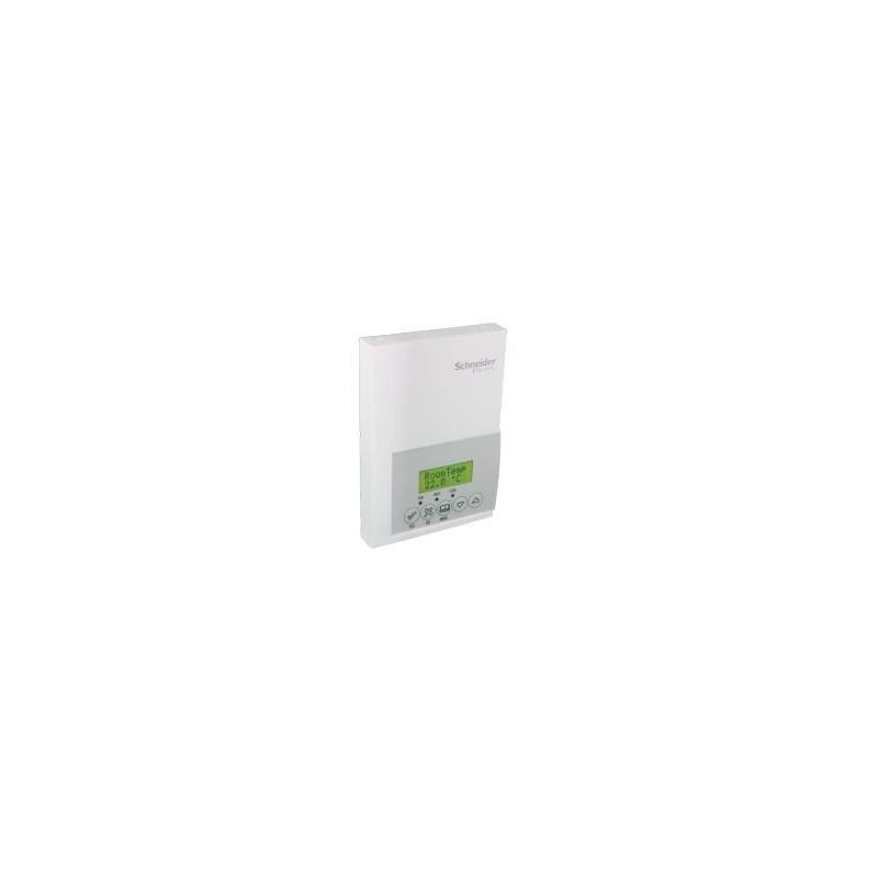 Зональный контроллер.Настройки: без локального расписания.Приложение: 3H/2C тепловые насосы. Связь: BACnet SE7600