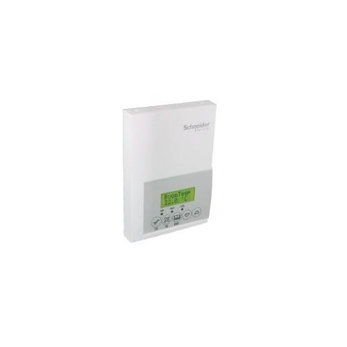 Зональный контроллер.Настройки: с локальным расписанием.Приложение: 3H/2C тепловые насосы. Связь: LON SE7600