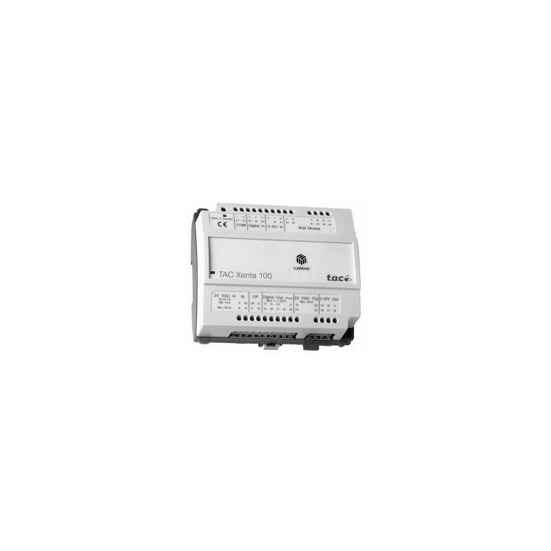Контроллер зональный.VAV Controller electrical reheat TAC Xenta 102-EF