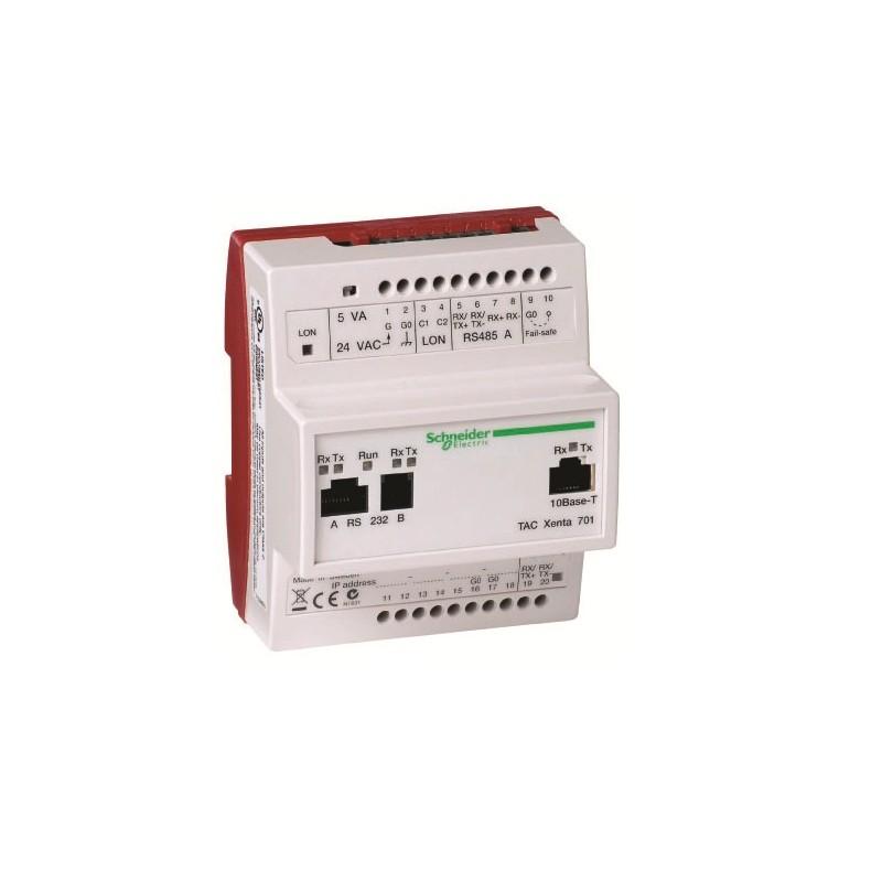 Многофункциональный программируемый контроллер. Электронная часть. TAC Xenta 701