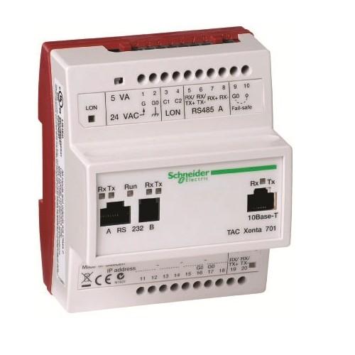 Многофункциональный программируемый контроллер. Электронная часть. TAC Xenta 721