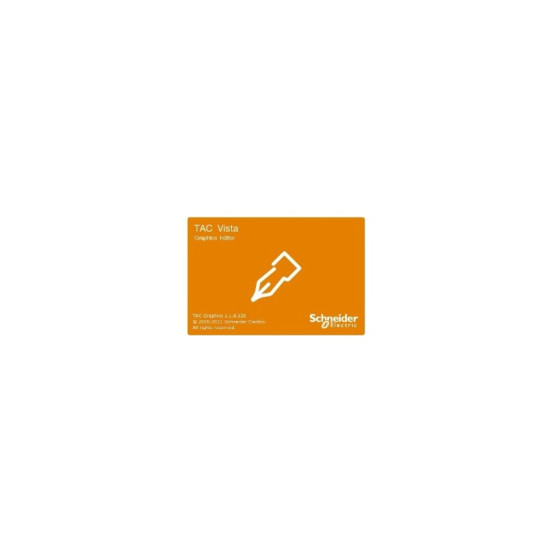 Программный инструмент для разработки графических мнемосхем TAC Vista 5.1 Редактор графики TGML