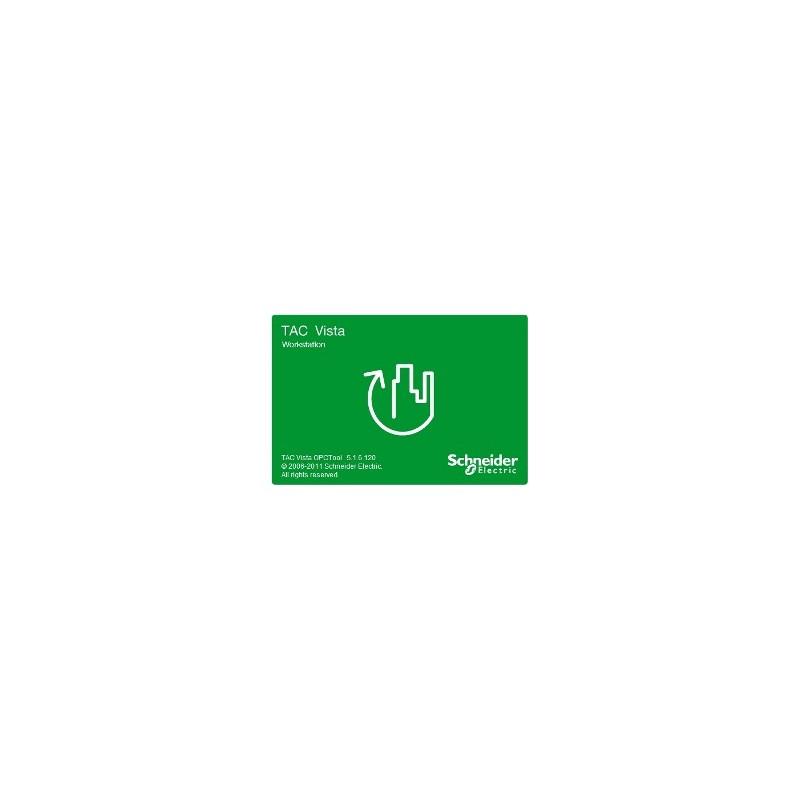 Лицензия на программное приложение для системы диспетчеризации, 10 клиент TAC Vista 5.1 ScreenMate ПО 10 клиентов