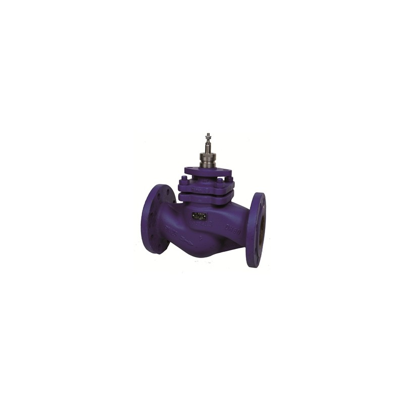 Клапан 2-ходовой фланцевый PN25 DN-80 Kvs-85 V292-80-85