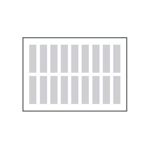 Маркировочные плстины Term Lbl printout sht, W1, A4