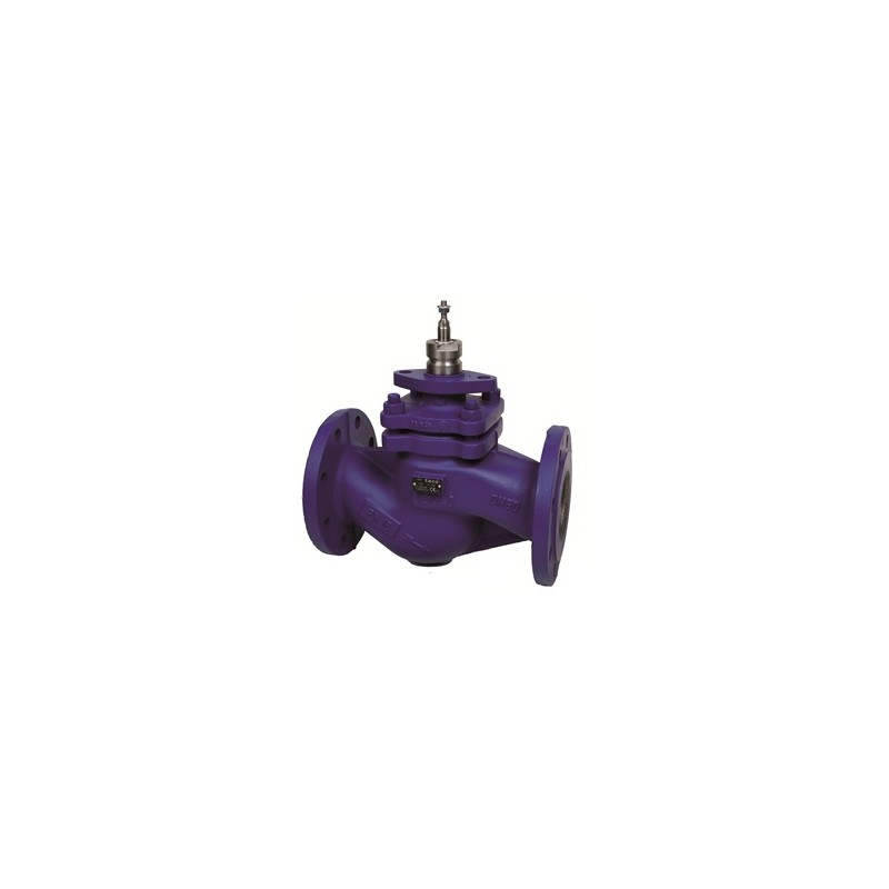 Клапан 2-ходовой фланцевый PN16 DN-80 Kvs-85 V222-80-85
